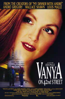 Vanya on 42nd Street - 11 x 17 Movie Poster - Style A