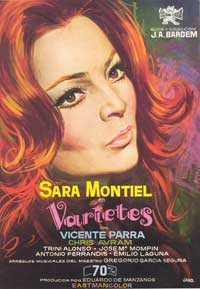 Varieties - 11 x 17 Movie Poster - Spanish Style A