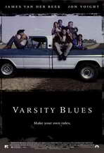 Varsity Blues - 27 x 40 Movie Poster - Style A