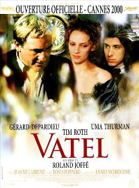 Vatel - 27 x 40 Movie Poster - French Style A