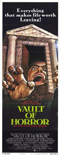 Vault of Horror - 14 x 36 Movie Poster - Insert Style A