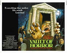 Vault of Horror - 22 x 28 Movie Poster - Half Sheet Style A