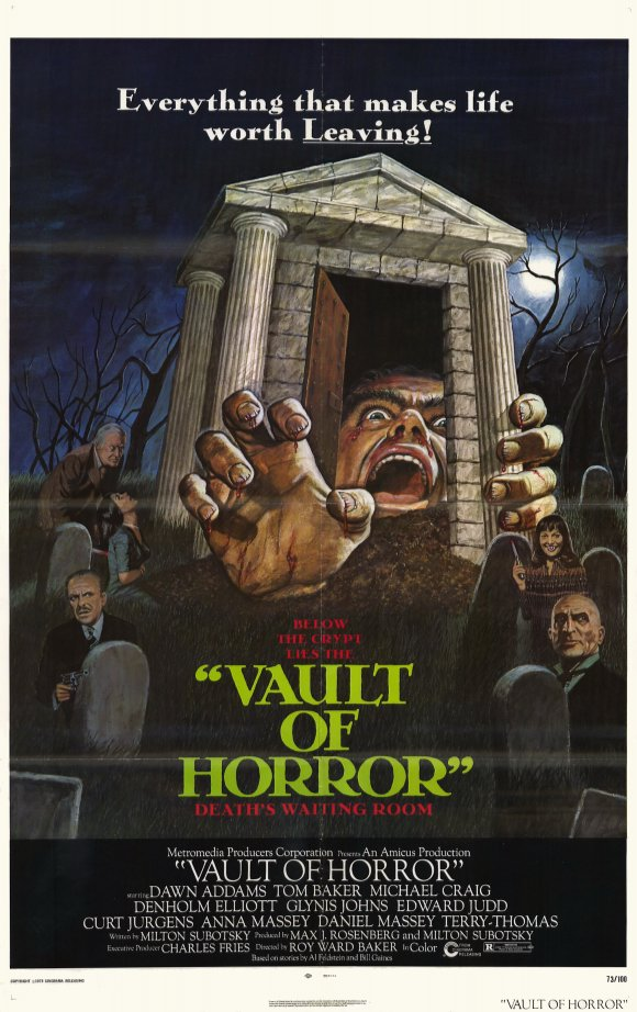 Vault of Horror Movie Posters From Movie Poster Shop