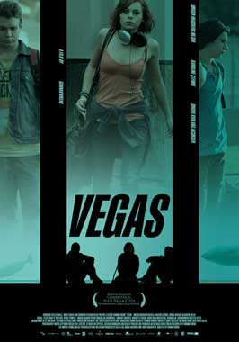 Vegas - 11 x 17 Movie Poster - Style A
