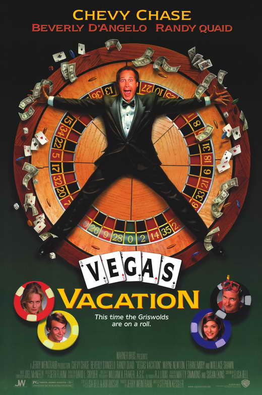 Vegas Vacation Dvd Cover R1: Vegas Vacation Movie Posters From Movie Poster Shop