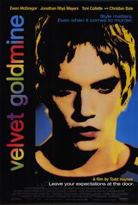 Velvet Goldmine - 11 x 17 Movie Poster - Style A