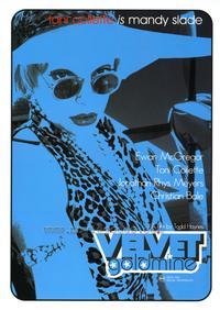 Velvet Goldmine - 11 x 17 Movie Poster - Style B