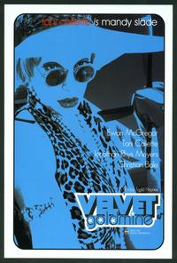 Velvet Goldmine - 27 x 40 Movie Poster - Style B