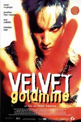 Velvet Goldmine - 27 x 40 Movie Poster - Spanish Style A
