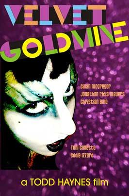 Velvet Goldmine - 27 x 40 Movie Poster - Style C