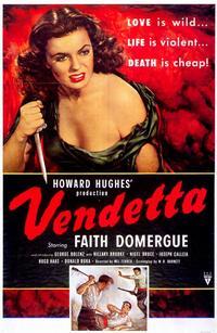 Vendetta - 11 x 17 Movie Poster - Style A