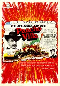 Vendetta - 11 x 17 Movie Poster - Spanish Style A