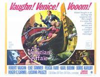 Venetian Affair - 11 x 14 Movie Poster - Style A
