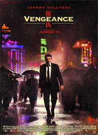 Vengeance - 11 x 17 Movie Poster - French Style A