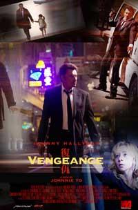 Vengeance - 11 x 17 Movie Poster - Style B