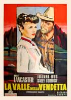 Vengeance Valley - 11 x 17 Movie Poster - Italian Style A