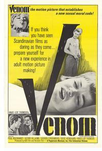Venom - 27 x 40 Movie Poster - Style A
