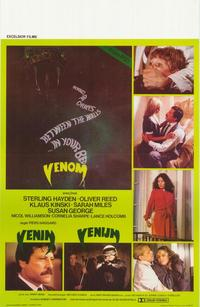 Venom - 11 x 17 Movie Poster - Belgian Style A