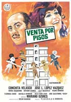 Venta por pisos - 27 x 40 Movie Poster - Spanish Style A