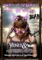 Venus & the Sun - 11 x 17 Movie Poster - UK Style A