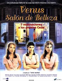 Venus Beauty Institute - 11 x 17 Movie Poster - Spanish Style A