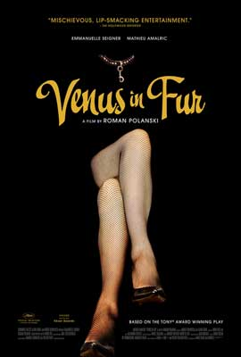 Venus in Fur - 11 x 17 Movie Poster - Style A