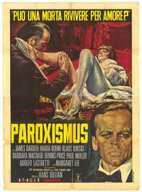 Venus in Furs - 39 x 55 Movie Poster - Italian Style A