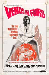Venus in Furs - 27 x 40 Movie Poster - Style B