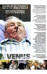 Venus - 11 x 17 Movie Poster - Style B