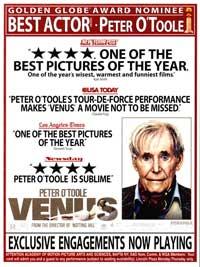 Venus - 11 x 17 Movie Poster - Style C