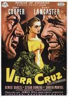 Vera Cruz - 27 x 40 Movie Poster - Spanish Style A