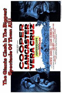 Vera Cruz - 22 x 28 Movie Poster - Half Sheet Style A