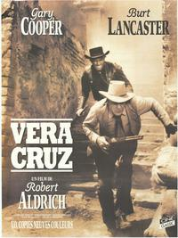 Vera Cruz - 43 x 62 Movie Poster - French Style A