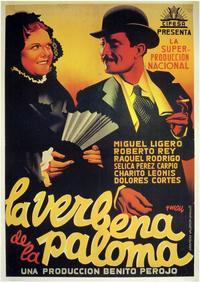 Verbena de la Paloma, La - 11 x 17 Movie Poster - Spanish Style A