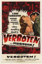Verboten! - 27 x 40 Movie Poster - Style A