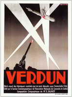 Verdun - 11 x 17 Movie Poster - French Style A
