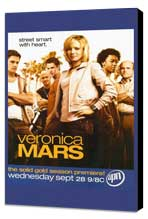 Veronica Mars - 11 x 17 TV Poster - Style B - Museum Wrapped Canvas