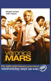 Veronica Mars - 11 x 17 TV Poster - Style B
