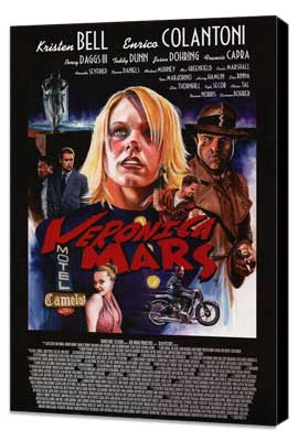 Veronica Mars - 27 x 40 TV Poster - Style A - Museum Wrapped Canvas