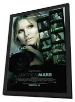 Veronica Mars - 27 x 40 Movie Poster - Style A - in Deluxe Wood Frame