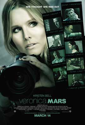 Veronica Mars - 27 x 40 Movie Poster - Style A