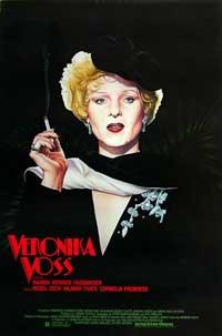 Veronika Voss - 11 x 17 Movie Poster - Style B