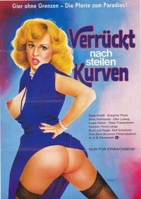 Verruckt nach steilen Kurven - 11 x 17 Movie Poster - German Style A
