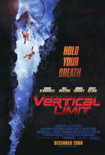 Vertical Limit - 27 x 40 Movie Poster - Style A