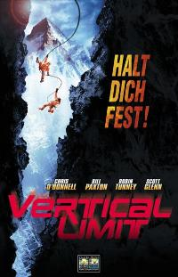 Vertical Limit - 11 x 17 Movie Poster - German Style A