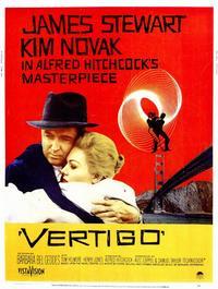 Vertigo - 11 x 17 Movie Poster - Style C