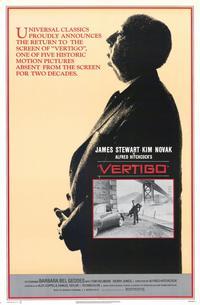 Vertigo - 11 x 17 Movie Poster - Style D