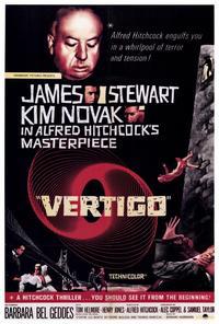 Vertigo - 27 x 40 Movie Poster - Style C