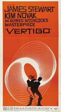 Vertigo - 20 x 40 Movie Poster - Style A