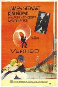 Vertigo - 43 x 62 Movie Poster - Bus Shelter Style D